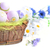 mand · paaseieren · houten · Pasen · voorjaar - stockfoto © taden