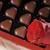 kırmızı · gül · çikolata · beyaz · gül · doğa · güzellik - stok fotoğraf © taden