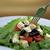 sajt · levél · saláta · tányér · izolált · fehér - stock fotó © taden