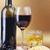 rode · wijn · kaas · olijven · wijnglas · voedsel · glas - stockfoto © taden