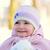 küçük · kız · kış · güzellik · eğlence · beyaz · kişi - stok fotoğraf © taden