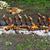 木製 · 石炭 · 燃焼 · 木炭 · バーベキュー - ストックフォト © taden