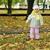 verborgen · gezicht · esdoornblad · najaar · park - stockfoto © taden