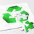 рециркуляции · головоломки · последний · отсутствующий · кусок · зеленый - Сток-фото © TaiChesco