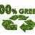 3D · mot · respectueux · de · l'environnement · vert · nature · design - photo stock © taichesco