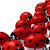 grupo · joaninhas · vermelho · branco - foto stock © TaiChesco