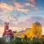 paleis · kathedraal · stad · landschap · architectuur · witte - stockfoto © taiga