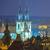 Прага · фантастический · старый · город · сумерки · towers - Сток-фото © taiga