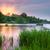 beautiful colorful morning near the river stock photo © taiga