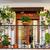 decoração · verão · varanda · vintage · esmalte · chá - foto stock © taiga