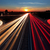 acelerar · tráfego · dramático · pôr · do · sol · tempo · luz - foto stock © taiga