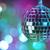 kleurrijk · disco · spiegel · bal · lichten · nachtclub - stockfoto © taiga
