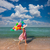 renkli · balonlar · mavi · gökyüzü · hava · gökyüzü - stok fotoğraf © taiga