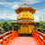 китайский · саду · ориентир · Гонконг - Сток-фото © taiga
