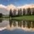 日の出 · パノラマ · 表示 · 谷 · 風光明媚な - ストックフォト © taiga