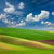 abstract colorful fields and sky background stock photo © taiga