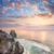 belle · montagne · paysage · soleil · sunrise · ciel - photo stock © taiga