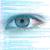 Matrix · Programm · Code · menschlichen · Auge - stock foto © taiga