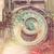 prague astronomical clock orloj   vintage style stock photo © taiga