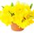 kert · virágcserép · tavasz · citromsárga · nárcisz · ajándék - stock fotó © taiga
