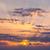 wolk · zonnestralen · foto · dramatisch · hemel · zonsondergang - stockfoto © taiga