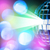 blue shiny disco ball on colorful bokeh background stock photo © taiga