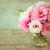 rose · roses · bouquet · papier · deux · bois - photo stock © taiga