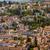 パノラマ · 表示 · 市 · スペイン · 高い - ストックフォト © taiga