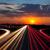 snelheid · verkeer · licht · snelweg · snelweg · nacht - stockfoto © taiga