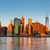 new york city panorama   manhattan and business district at the stock photo © taiga