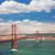 25th of april suspension bridge in lisbon portugal eutopean tr stock photo © taiga