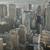Manhattan · skyline · wolkenkrabbers · zonsopgang · New · York - stockfoto © taiga