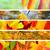 набор · желтый · листьев · дерево · древесины - Сток-фото © taiga