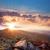 панорамный · мнение · красивой · долины · утра · пейзаж - Сток-фото © taiga