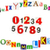 анонимный · алфавит · белый · газета · фон · Новости - Сток-фото © taigi