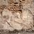 velho · resistiu · parede · tijolos · terreno - foto stock © Taigi