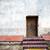 voordeur · stenen · muur · gebouw · hout · home · venster - stockfoto © taigi