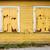 starych · żółty · budynku · Windows · wysoki - zdjęcia stock © taigi