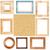 detail · kurk · boord · witte · lege · geïsoleerd · plaats - stockfoto © taigi