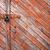 arrugginito · lucchetto · vecchio · legno · porta · casa - foto d'archivio © taigi