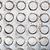 zilver · roestige · metaal · grid · textuur · behang - stockfoto © taigi