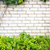 herbe · mur · de · briques · maison · construction · mur · maison - photo stock © taigi