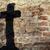 shadow of a cross stock photo © taigi