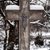 christian cross covered with snow stock photo © taigi