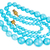 blue beads necklace stock photo © taigi