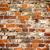 vintage · rouge · mur · de · briques · bâtiment · urbaine - photo stock © taigi