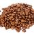 grãos · de · café · isolado · branco · objeto · macro · feijão - foto stock © taigi