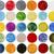acuarela · círculos · mano · pintado · círculo · forma - foto stock © taigi