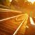 de focused railroad track stock photo © taigi