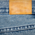 leder · jeans · label · mode · Blauw - stockfoto © taigi